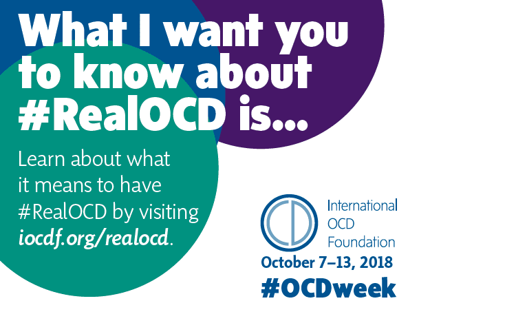 Educate Others About #RealOCD